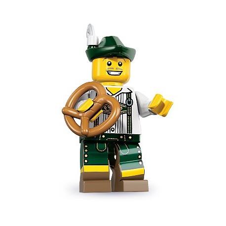 LEGO MINIFIGURES 8833 BAWARCZYK