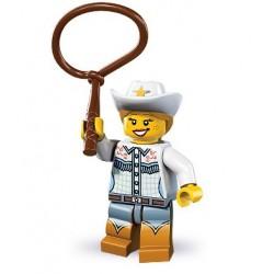 LEGO MINIFIGURES 8833 KOWBOJKA