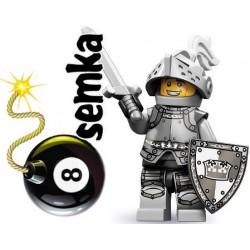 LEGO Minifigures 71000 RYCERZ