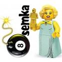 LEGO Minifigures 71000 GWIAZDA HOLLYWOODU