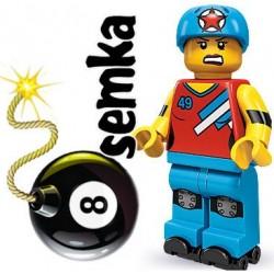 LEGO Minifigures 71000 WROTKARKA