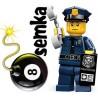 LEGO Minifigures 71000 POLICJANT