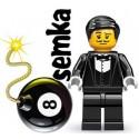 LEGO Minifigures 71000 KELNER