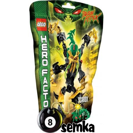 Zestaw LEGO HERO FACTORY 44003 SCAROX