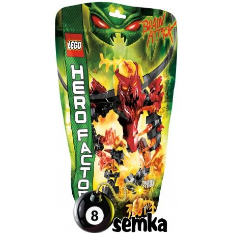 Zestaw LEGO HERO FACTORY 44001 PYROX