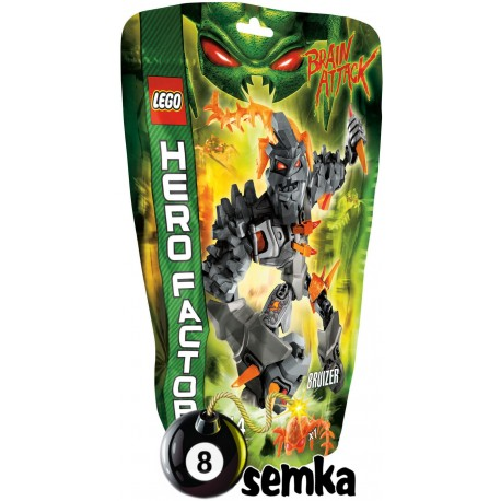 Zestaw LEGO HERO FACTORY 44005 BRUIZER