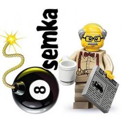 LEGO Minifigures 71001 DZIADEK