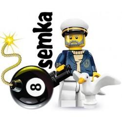 LEGO Minifigures 71001 KAPITAN
