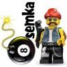 LEGO Minifigures 71001 MECHANIK MOTOCYKLISTA