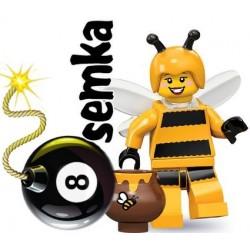 LEGO Minifigures 71001 PSZCZÓŁKA