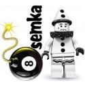 LEGO Minifigures 71001 SMUTNY CLOWN