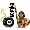 LEGO Minifigures 71001 WOJOWNICZKA