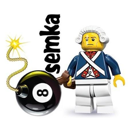 LEGO Minifigures 71001  ŻOŁNIERZ