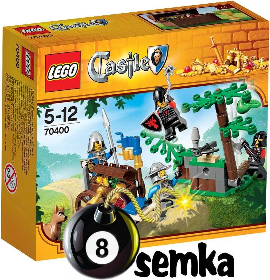 Zestaw 70400 Lego Rycerz Castle
