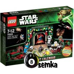 Zestaw LEGO STAR WARS 75023 KALENDARZ ADWENTOWY LEGO