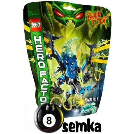 Zestaw LEGO HERO FACTORY 44009 DRAGON BOLT