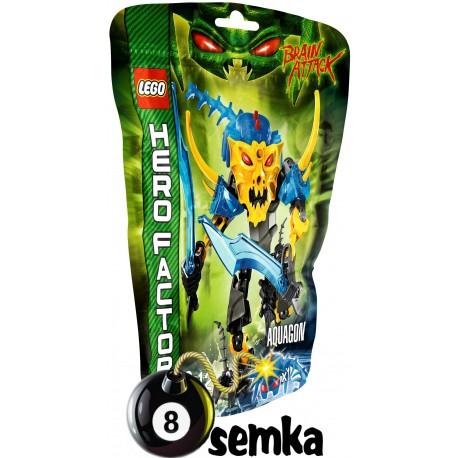 Zestaw LEGO HERO FACTORY 44013 AQUAGON