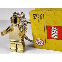 BRELOCZEK LEGO GOLDEN MINIFIGURE