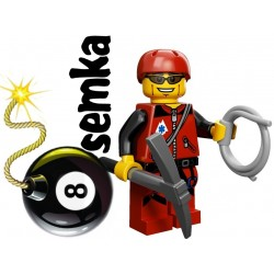 LEGO Minifigures 71002 ALPINISTA