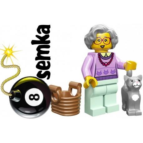 LEGO Minifigures 72001 BABCIA