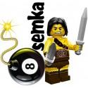 LEGO Minifigures 71002 BARBARZYŃCA