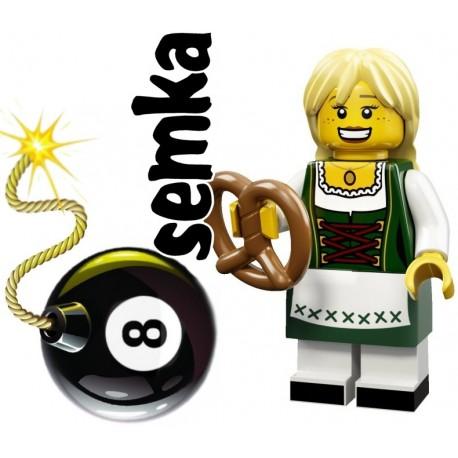 LEGO Minifigures 72001 BAWARKA