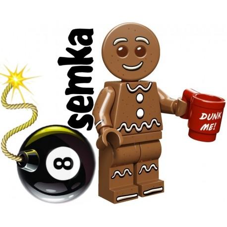 LEGO Minifigures 72001 CIASTECZKO