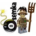 LEGO Minifigures 71002 STRACH NA WRÓBLE