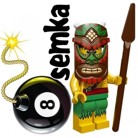 LEGO Minifigures 72001 ŚWIĄTECZNY ELF