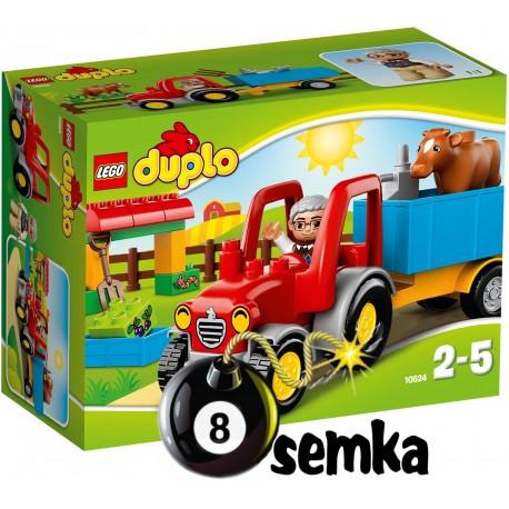 Zestaw LEGO DUPLO 10524 TRAKTOR