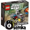 LEGO STAR WARS 75028 CLONE TURBO TANK