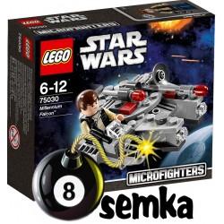 Zestaw LEGO STAR WARS 75030 MILLENNIUM FALCON