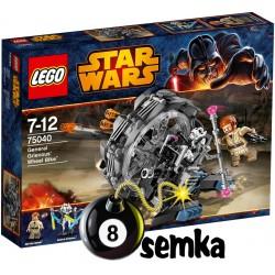 Zestaw LEGO STAR WARS 75040 GENERAL GRIEVOUS WHEEL BIKE