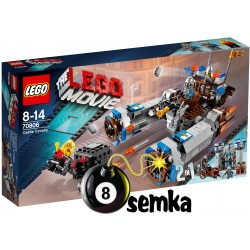 LEGO THE MOVIE 70806 ZAMKOWA KAWALERIA