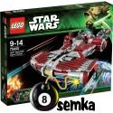 Zestaw LEGO STAR WARS 75025 JEDI DEFENDER CRUISER
