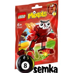 LEGO MIXELS 41502 ZORCH