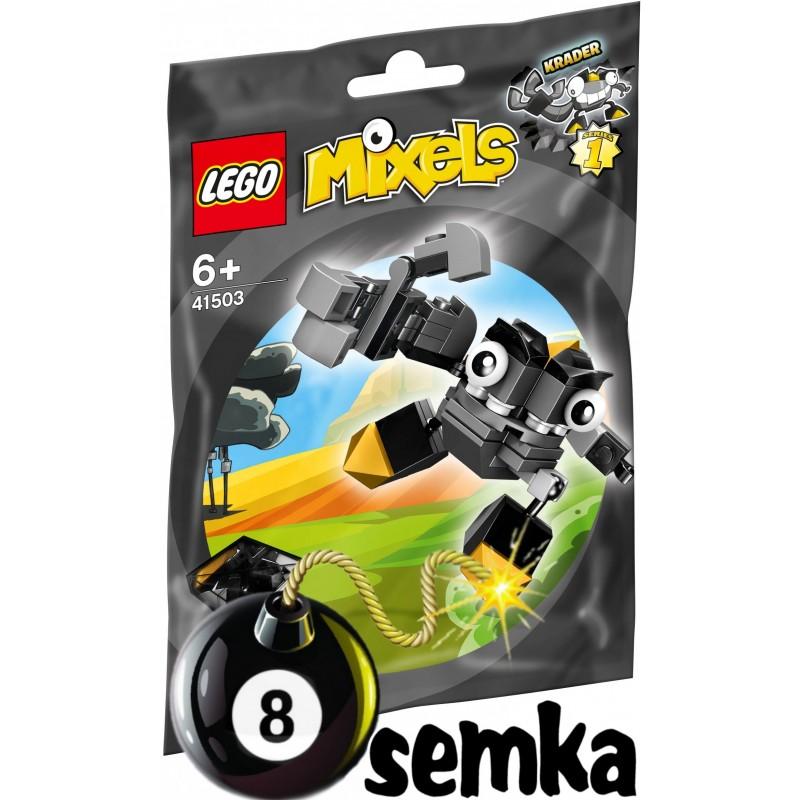 LEGO MIXELS 41503 KRADER - Sklep z klockami LEGO  LEGO MIXELS 415...
