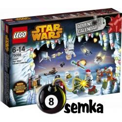 LEGO STAR WARS 75056 KALENDARZ ADWENTOWY