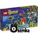 LEGO NINJA TURTLES 79120 PODNIEBNE UDERZENIE