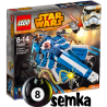 LEGO STAR WARS 75087 ANAKINS JEDI STARFIGHTER