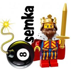 LEGO Minifigures 71008 KRÓL