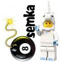 LEGO Minifigures 71008 JEDNOROŻEC