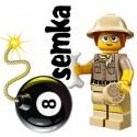 LEGO Minifigures 71008 PALEONTOLOG