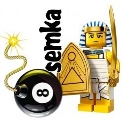 LEGO Minifigures 72008 EGIPSKI WOJOWNIK