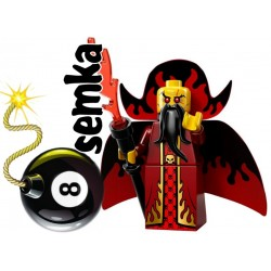 LEGO Minifigures 72008 ZŁY CZARODZIEJ