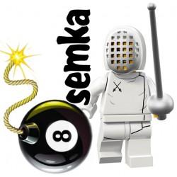 LEGO Minifigures 72008 SZERMIERZ