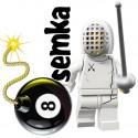 LEGO Minifigures 71008 SZERMIERZ