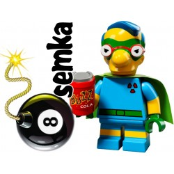 LEGO Minifigures 71009 MILLHOUSE