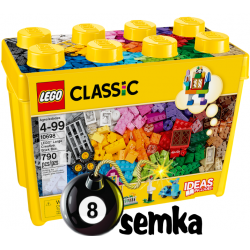 LEGO CLASSIC 10698 KREATYWNE KLOCKI