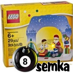 LEGO 850939 ŚWIĘTY MIKOŁAJ